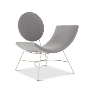 ELROY RIGHT ARM CHAIR, BOULEVARD - LIGHT GREY, hi-res