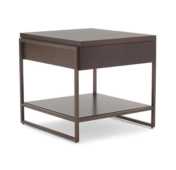 BASSEY DRAWER SIDE TABLE, , hi-res