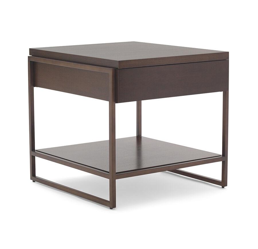 BASSEY DRAWER SIDE TABLE, , Hi Res
