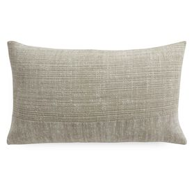 NATURAL GROVE TEXTURED 18 X 30 PILLOW, , hi-res