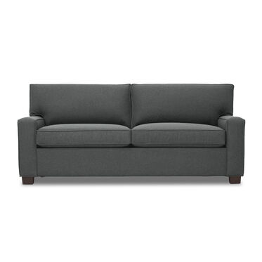 ALEX QUEEN SLEEPER SOFA, RIDLEY - CHARCOAL, hi-res