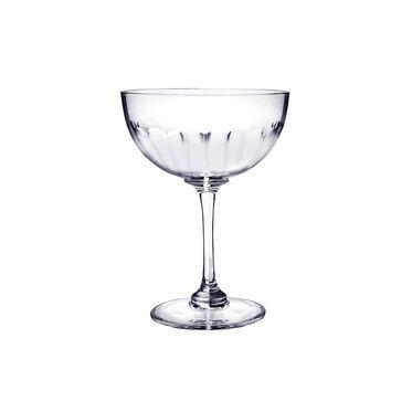 VINTAGE INSPIRED LENS CORDIAL GLASSES - SET OF 6, , hi-res