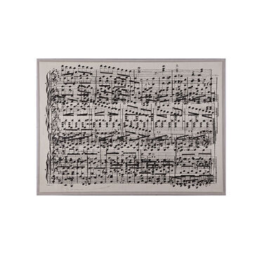 TRIBUTE TO MUSIC WALL ART, , hi-res