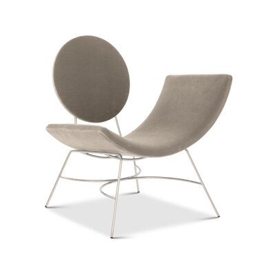 ELROY RIGHT ARM CHAIR, BOULEVARD - TAUPE GRAY, hi-res