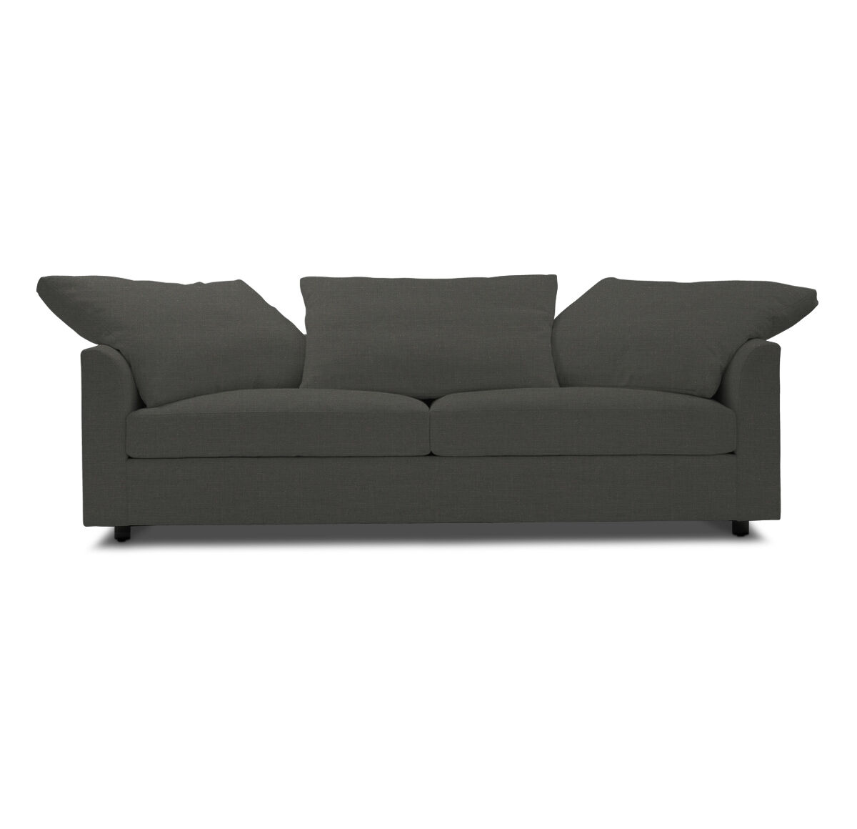 Genial BIG EASY SOFA, LINGO   CHARCOAL, Hi Res