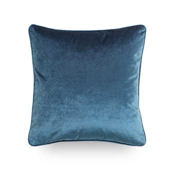 17 IN. SQUARE THROW PILLOW, EVERSON - HARBOR, hi-res