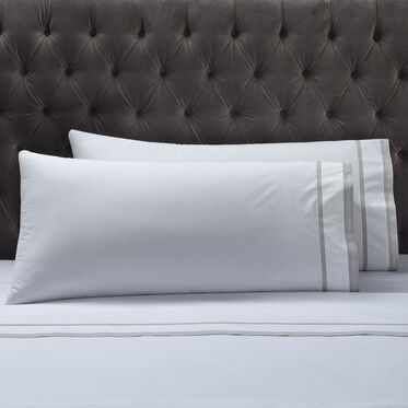 FELICITY PILLOW CASES (PAIR) - PLAIN, , hi-res