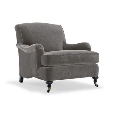 LONDON CHAIR, BOULEVARD - LIGHT GREY, hi-res