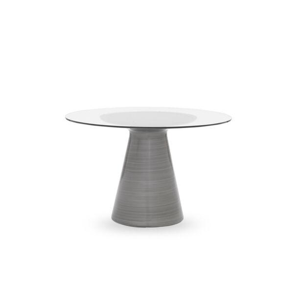 ADDIE DINING TABLE - PEWTER, , hi-res
