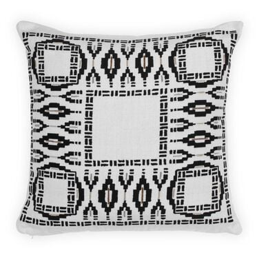 "22"" SQUARE DOWN ACCENT PILLOW, RAZIO - NEUTRAL, hi-res"