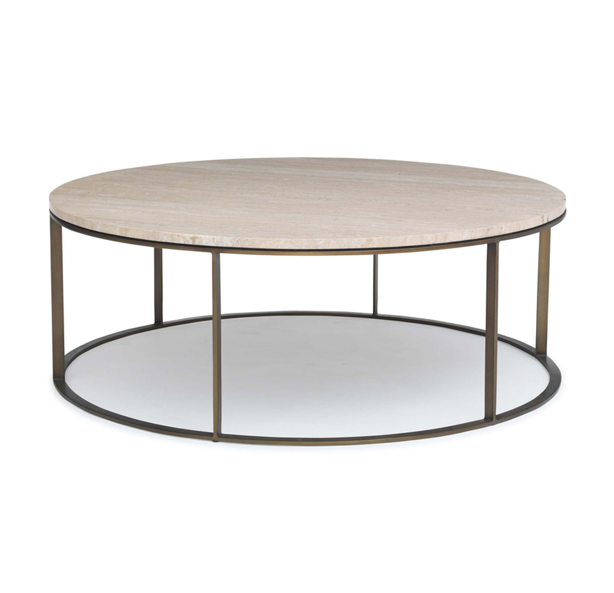 ALLURE ROUND COCKTAIL TABLE - Round cocktail table with stools