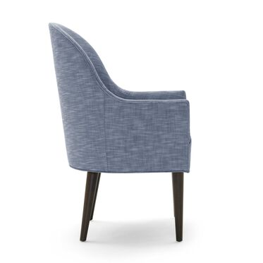 BELLA ARM CHAIR, SOL - INDIGO, hi-res