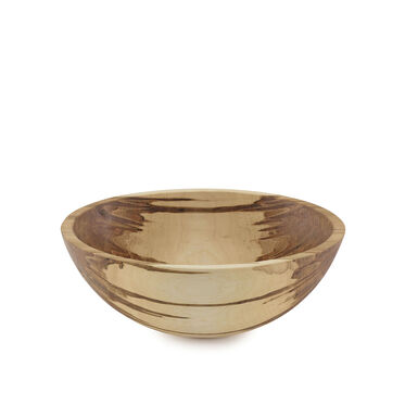 SPALTED MAPLE BOWL, , hi-res