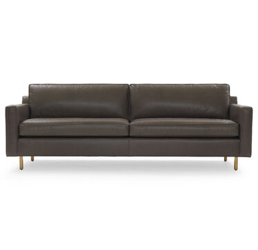 HUNTER LEATHER SOFA, , hi-res
