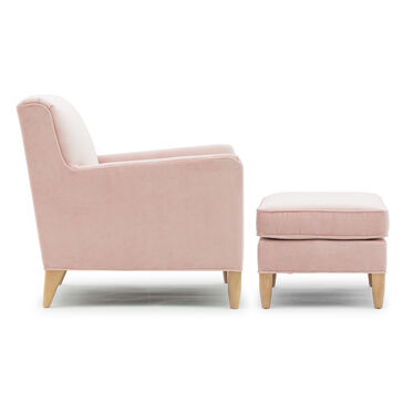 SLOANE CHAIR, VIVID - BLUSH, hi-res