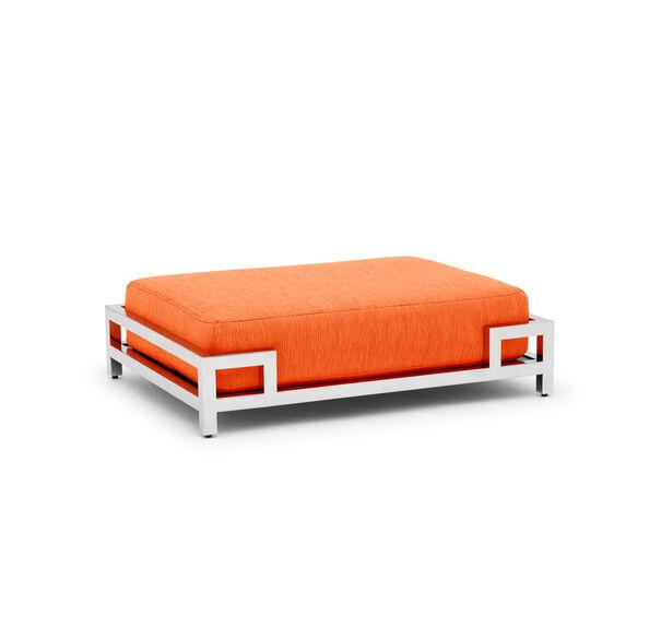 SMALL DOG BED, SUNDANCE - ORANGE, hi-res