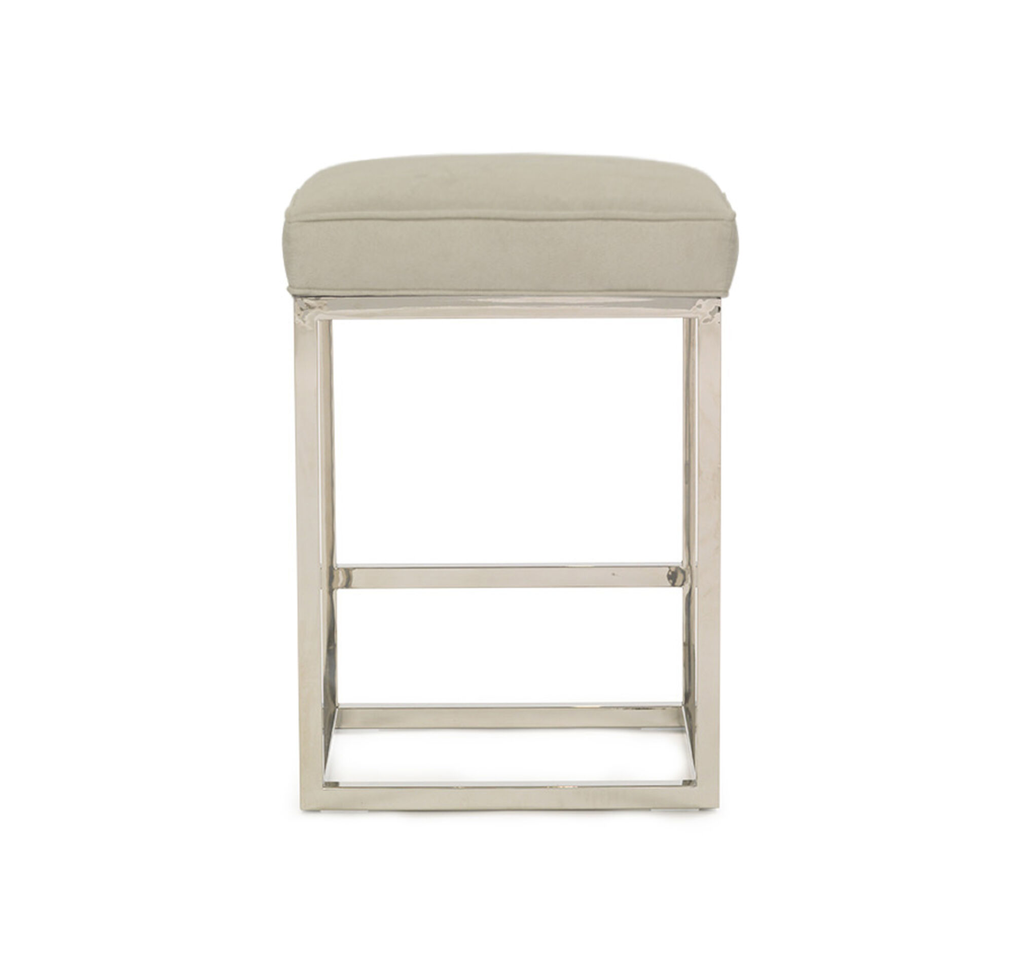 Jack leather counter stool