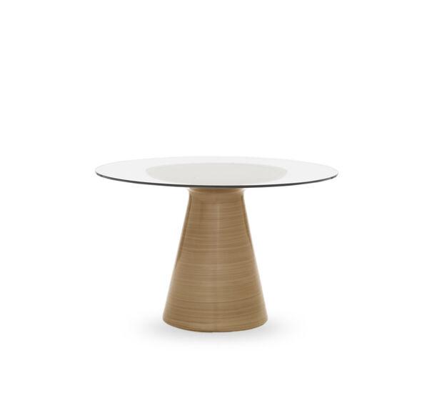 ADDIE DINING TABLE - BRONZE, , hi-res