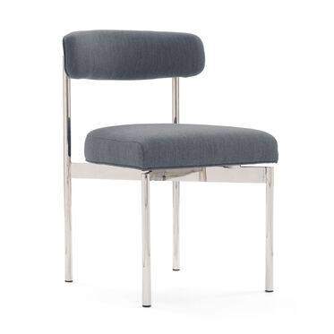 REMY DINING CHAIR, TERRACE - DENIM, hi-res