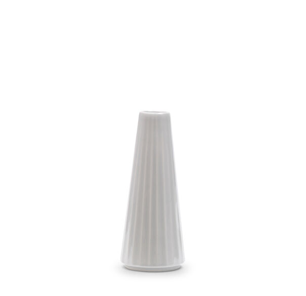 TAPERED CERAMIC BUD VASE - SMALL, , hi-res
