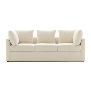 Pitt Sofa Sherpa Natural Hi Res