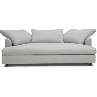 Easy Media Sofa Lingo Silver Hi Res