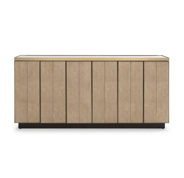 BOND MEDIA CONSOLE - CREAM, , hi-res