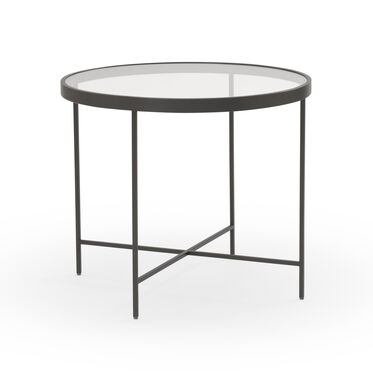 VIENNA ROUND SIDE TABLE, , hi-res