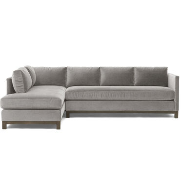 CLIFTON RIGHT SECTIONAL, VIVID - SILVER, hi-res