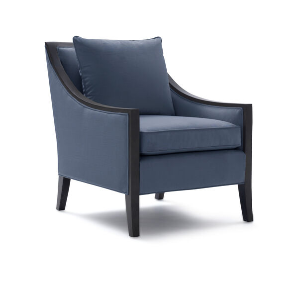ARIANA CHAIR, PIPPIN - NAVY, hi-res