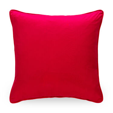 22 IN. X 22 IN. DOWN ACCENT PILLOW, ELEGANT - MAGENTA, hi-res