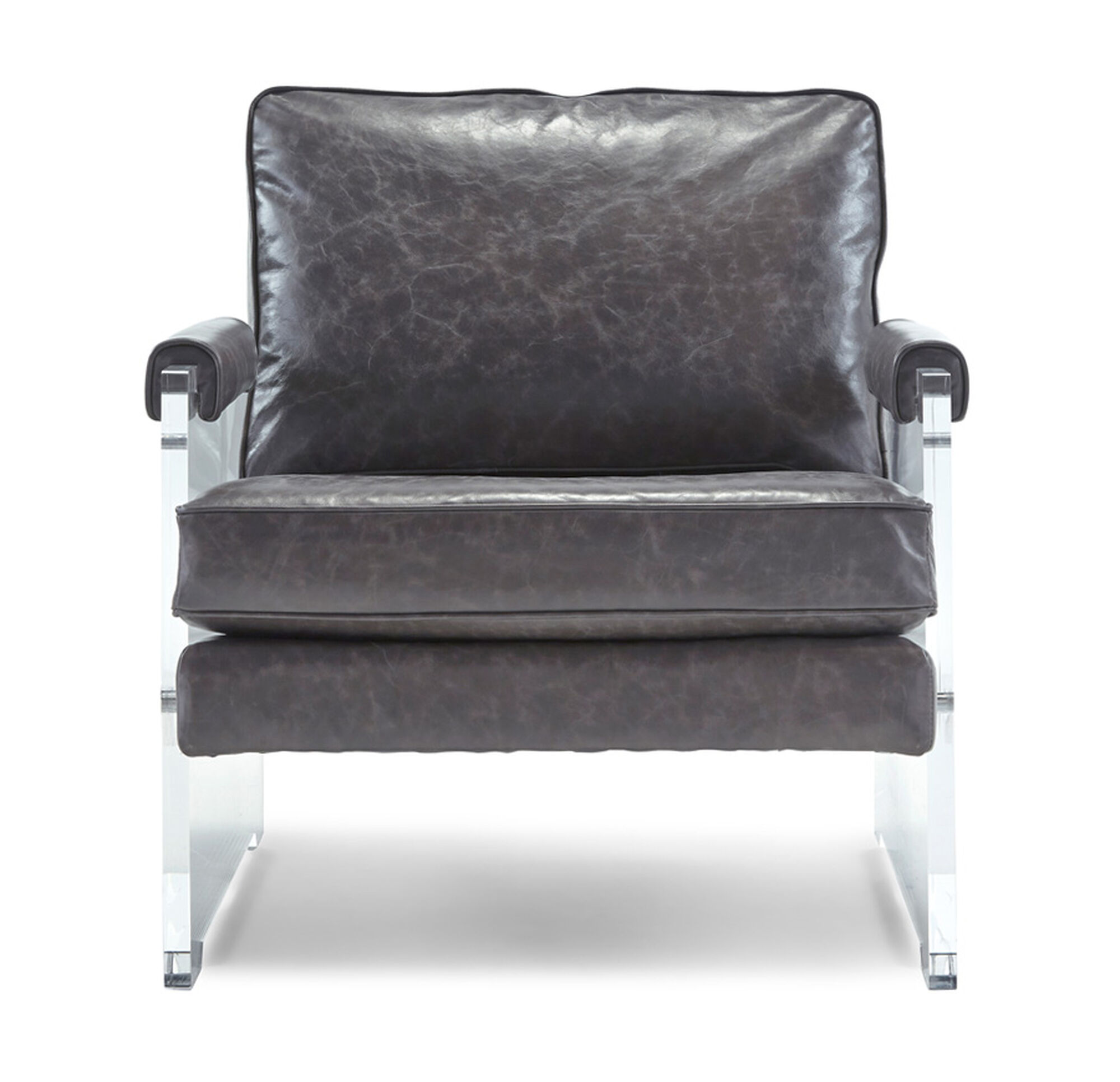 KAZAN LEATHER CHAIR