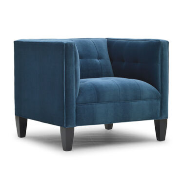 KENNEDY CHAIR, BOULEVARD - DEEP BLUE, hi-res