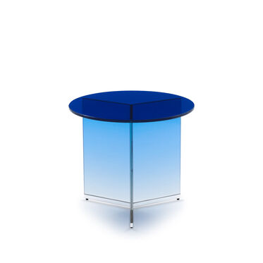 CLEO PULL-UP TABLE - COBALT, , hi-res