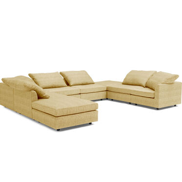 BIG EASY 8-PC SECTIONAL, COSTA - CITRON, hi-res