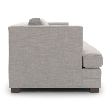 KEATON SHELTER ARM SOFA CLASSIC DEPTH, NUANCE - DOVE, hi-res