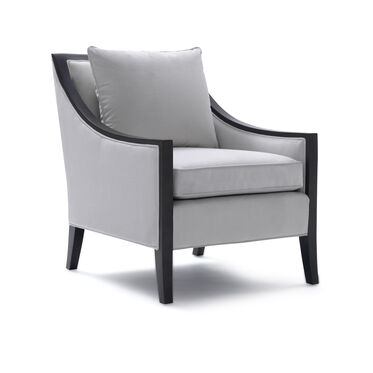 ARIANA CHAIR, Performance Velvet Micro Cord - SILVER, hi-res