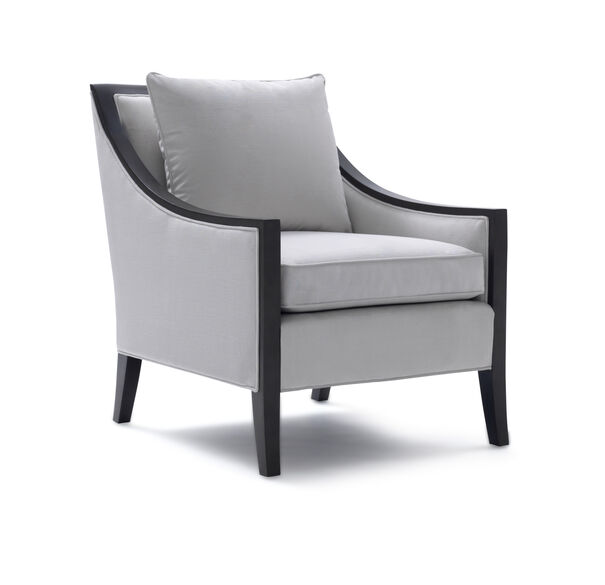 ARIANA CHAIR, PIPPIN - SILVER, hi-res