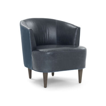 COSTELLO LEATHER CHAIR, , hi-res
