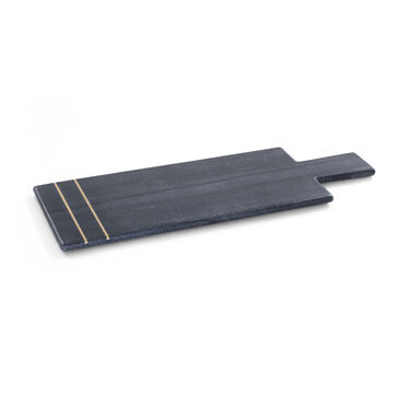 MIDNIGHT BLACK MARBLE SERVING BOARD, , hi-res