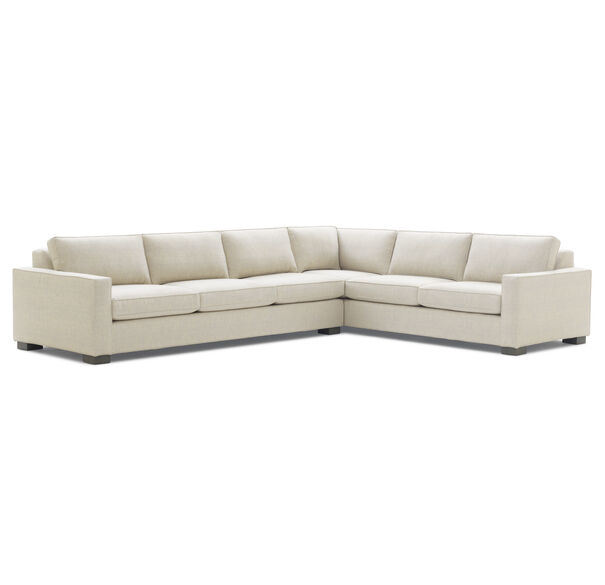 CARSON RIGHT SECTIONAL, COSTA - CREAM, hi-res