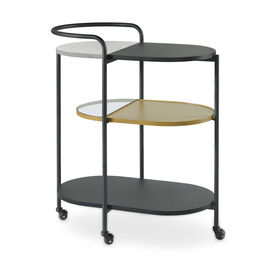 ANDERS BAR CART, , hi-res