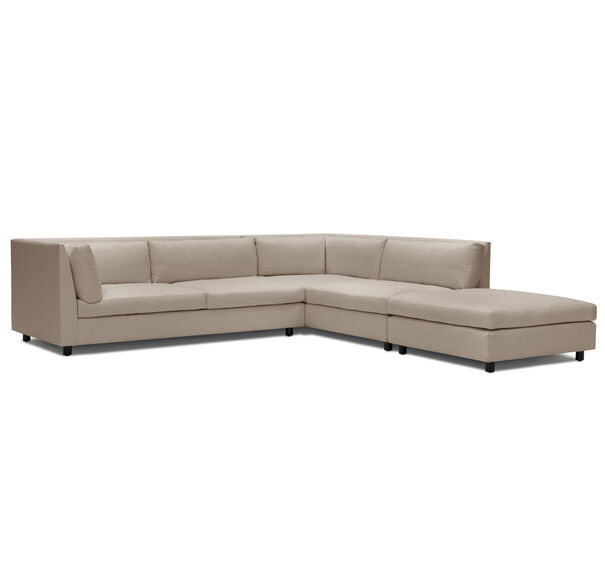 FRANCO RIGHT SECTIONAL SOFA, TERRACE - CAFE, hi-res