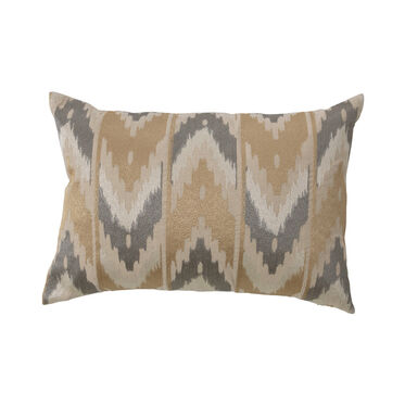 TEMARA EMBROIDERED THROW PILLOW, , hi-res