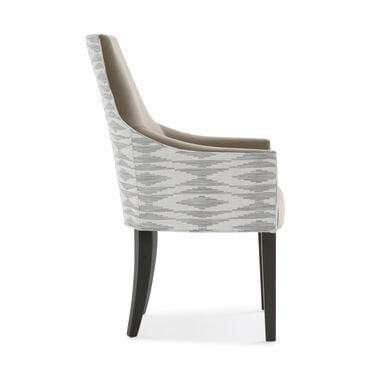 ADA ARM DINING CHAIR, VIVID - CAFE, hi-res