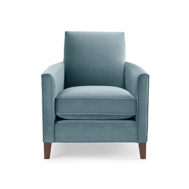 AIDEN CHAIR, VIVID - AZURE, hi-res