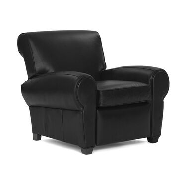 PHILIPPE LEATHER RECLINER, , hi-res
