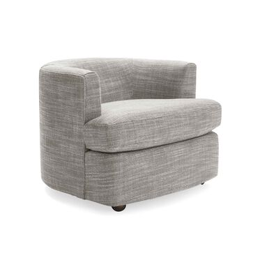 RYDER CHAIR, CABE - PEWTER, hi-res