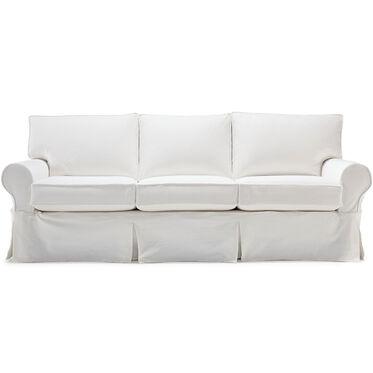 Alexa Ii Slipcover Sofa Bull Denim White Hi Res