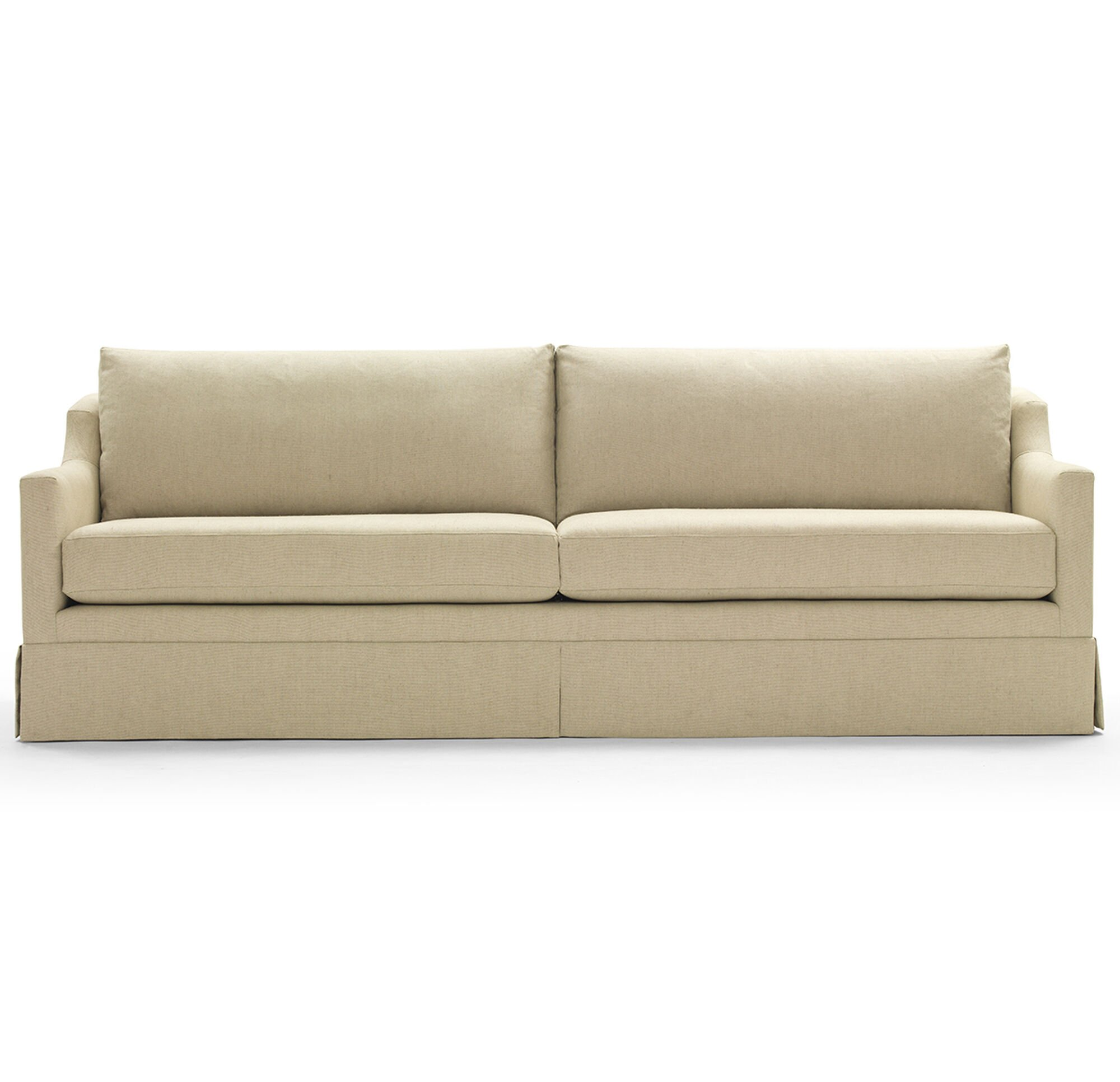 Skirted Sofa Celine Skirted Sofa From The Suzanne Kasler Collection By Hickory Thesofa